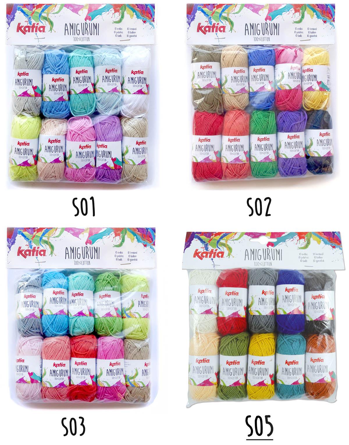 Amigurumi Wolle in Handarbeits-Garne günstig kaufen | eBay | 1531x1200