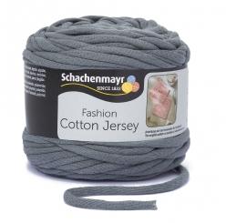 Cotton Jersey Wolle von Schachenmayr 00098 graphit