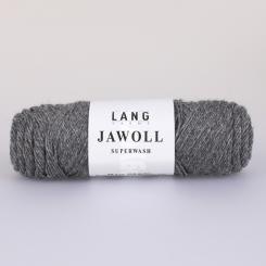 Jawoll Sockenwolle Lang Yarns 003 DUNKELGRAU MÉLANGE