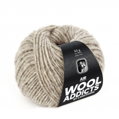 Air Wooladdicts von Lang Yarns 26 BEIGE