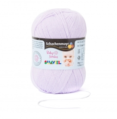 Baby Smiles Suavel Wolle Schachenmayr 01034 mauve