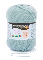 Baby Smiles Suavel Wolle Schachenmayr 01074 frost