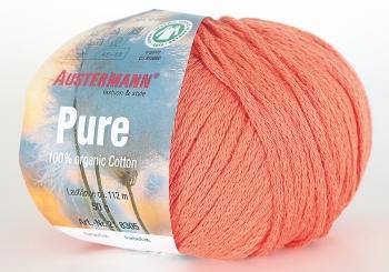 Pure Wolle Austermann 0012 mandarine