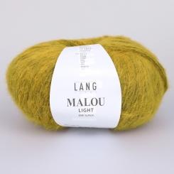 Malou Light Wolle Lang Yarns 013 GELB