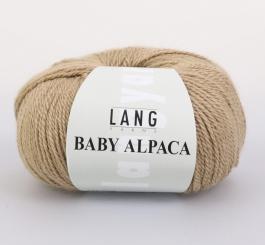 Baby Alpaca Wolle Lang Yarns 139 CAMEL