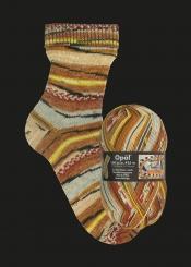 Opal Hundertwasser 1 Sockenwolle 100g-Knäuel 1436-956 Seeschlange