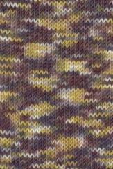Merino 120 Color Wolle Lang Yarns 068 BRAUN BEDRUCKT