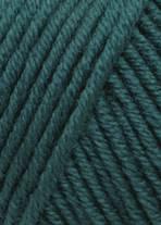 Merino + Wolle Lang Yarns 088 PETROL