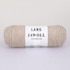Jawoll Sockenwolle Lang Yarns 022 HELLBEIGE MÉLANGE