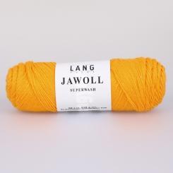 Jawoll Sockenwolle Lang Yarns 249 GOLDGELB
