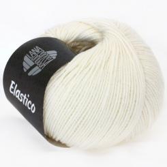 Elastico Wolle Lana Grossa 0036 Ecru