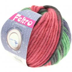 Feltro Print Wolle Lana Grossa