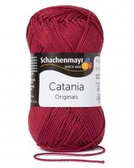 Catania Wolle Schachenmayr 425 burgund