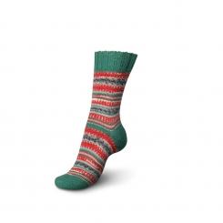 Regia 100g Pairfect Design Line Sockenwolle 09136 garden color