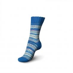 Regia 100g Pairfect Design Line Sockenwolle 09138 island color