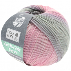 Cool Wool Baby Degrade Wolle Lana Grossa