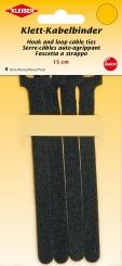 Klett- Kabelbinder lang von Kleiber