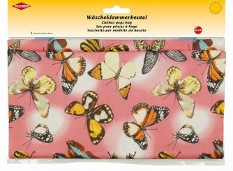 Wäscheklammer- Beutel- Schmetterlinge von Kleiber