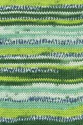 Handarbeitsgarn Color 12-fach von Lang Yarns 017 GRÜN BEDRUCKT