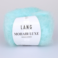 Mohair Luxe Wolle Lang Yarns 058 MINT