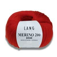 Merino 200 Bebe Wolle Lang Yarns
