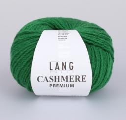 Cashmere Premium Wolle Lang Yarns 217 GRÜN