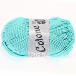Cotone Wolle Lana Grossa 0035 helltürkis