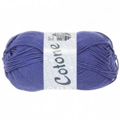 Cotone Wolle Lana Grossa 0062 veilchenblau