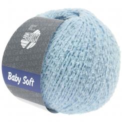 Baby Soft Wolle Lana Grossa 08 hellblau