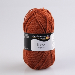 Bravo Wolle Schachenmayr 8358 marsala