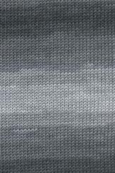 Merino + Color Wolle Lang Yarns 100g Knäuel 005 GRAU