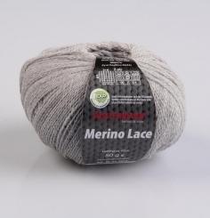 Merino Lace Wolle Austermann 14 silbermeliert