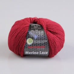 Merino Lace Wolle Austermann 20 bordeaux