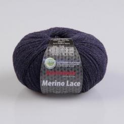 Merino Lace Wolle Austermann 04 nachtmeliert