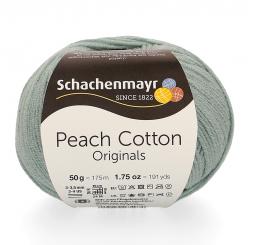 Peach Cotton Wolle Schachenmayr 165 PEPPERMINT