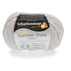 Summer Shine Wolle von Schachenmayr 00190 SILVER