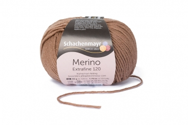 Merino Extrafine 120 Wolle Schachenmayr 00113 french