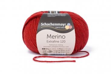 Merino Extrafine 120 Wolle Schachenmayr 00127 passione meliert