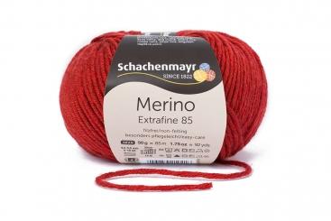 Merino Extrafine 85 Wolle Schachenmayr 00227 passion
