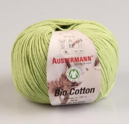 Bio Cotton Wolle Austermann 11 apfel