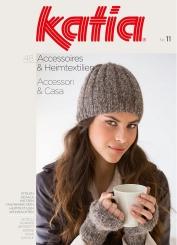 Accessoires und Heimtextilien - Anleitungsheft Nr. 11 von Katia
