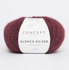 Alpaca Silver Wolle von Katia