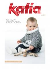 Baby Anletungsheft Nr. 82 von Katia