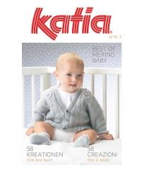 Best of Merino Baby Anleitungsheft Nr. R-7 von Katia