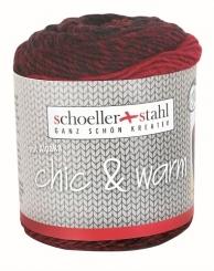 Chic & Warm Wolle Schoeller Stahl