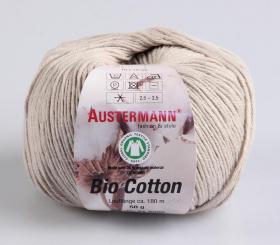 Bio Cotton Wolle Austermann 05 leinen