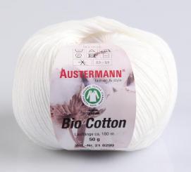 Bio Cotton Wolle Austermann 10 natur