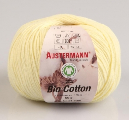 Bio Cotton Wolle Austermann