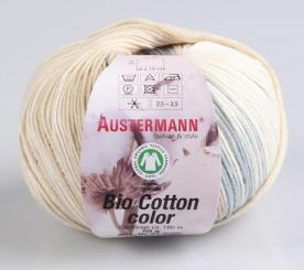 Bio Cotton Color Wolle von Austermann 101 sand
