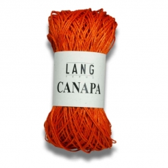Canapa Wolle Lang Yarns 064 BORDEAUX